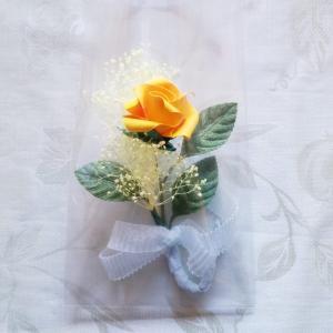【折り紙】バラ折りプチセミナー用のプレゼントを受注!