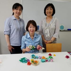 第三期バラ折りニスト養成講座