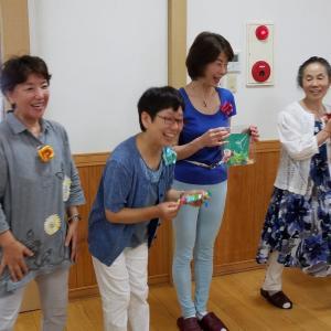 【折り紙のバラ】高齢者レクリエーションとバラ折りニスト達の活躍