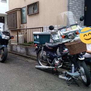 久々登場!の『パン・ヨーロピアン』と『バイクじぃちゃん』