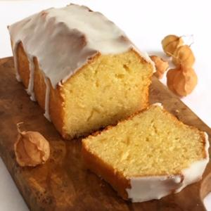 レモンジャムを使ってパウンドケーキ作り
