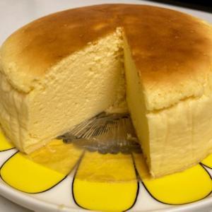 コージーコーナーのチーズスフレを食べたら自分でも作ってみたくなりました