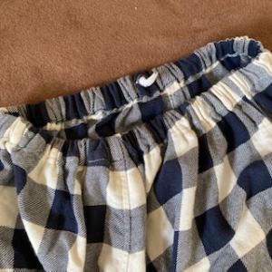 ずっと気になっていたパジャマのズボンのゴム