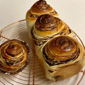 たまには違うパンを作りたいのですが・・・