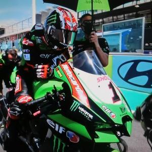 レース観戦48 2021年 SBK 第3戦 イタリア・レース1