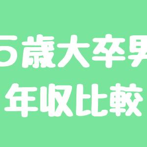 【福祉とお金】介護施設勤務35歳大卒男性の年収を他業種と比較!