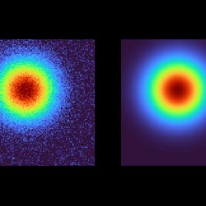 [lmfit] 6. 2次元ガウス関数によるフィッティング