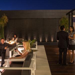 【ラウンジレポート】ロサンゼルス空港(LAX) TBIT「Star Alliance Lounge」レビュー