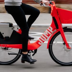 Uberアプリで使えるシェア自転車 ❝JUMP❞ の使い方〈ロサンゼルス〉