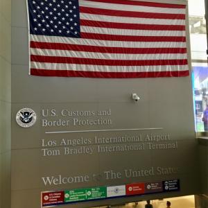 <ロサンゼルス空港(LAX)>入国審査~空港から市内へ
