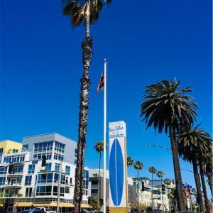 【ホテルレビュー】Sea Blue Hotel(シーブルーホテル)in サンタモニカ<LA/ロサンゼルス>
