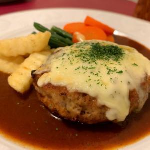 『La Kasuga(ラ・カスガ)』はハンバーグが美味しい洋食屋さん