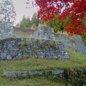 岩村城跡と城下町