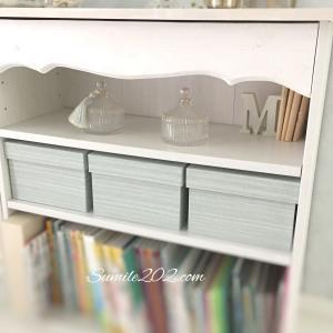 カルトナージュでボックス作り2★壁紙が美しくって使える話