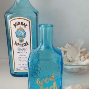 空き瓶リメイク