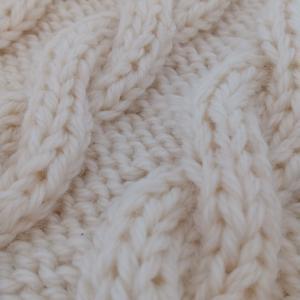 秋を感じたら 編み物はじめ