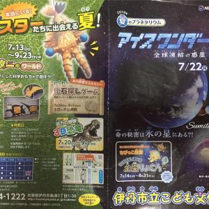 恐竜スポット★伊丹こども文化科学館2
