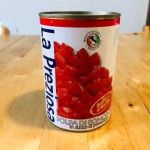 カルディのトマト缶でチキンシチュー
