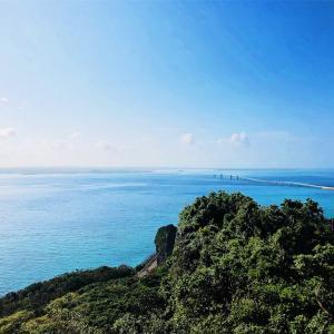 牧山展望台 宮古島・伊良部島の絶景といえば