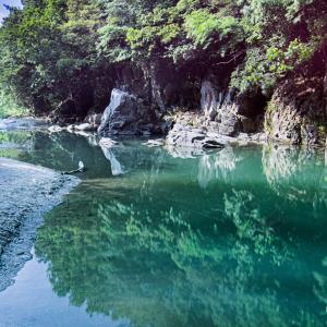 嵐山渓谷(2)