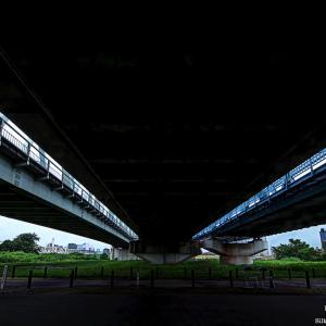 千住新橋(荒川)&上野東京ライン