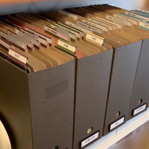 【書類整理サポート実例】NO.1③◆無事書類を取り出すことができました!