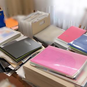 【書類整理サポート実例】早速届いた書類をファイルに入れることができました!