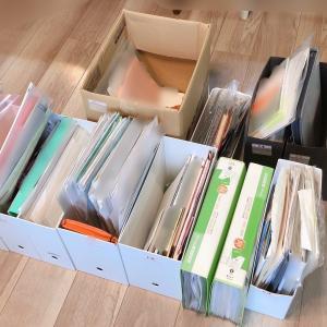 【書類整理サポート実例】一人では到底できない書類整理でしたが道筋が見えました!