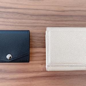 アブラサスの「小さい財布」お財布を更に小さくしました♪