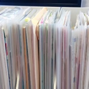 【書類整理】一人暮らしや書類の少ない方に!「『超』整理法」で書類整理