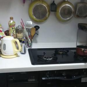 【お片づけ実例】キッチン