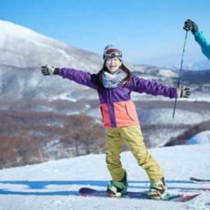 【過疎地のスキー場】