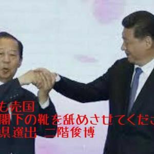 【和歌山県選出の希代の売国奴、二階が中国に海洋調査許可を出している?】
