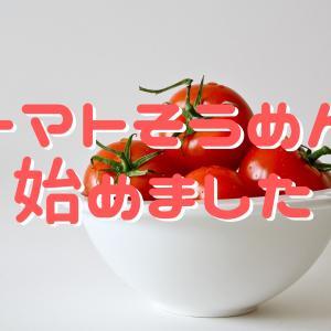 【ぱぱっとごちそう】時短!トマトそうめん