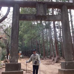 日和田山 定期トレ〜ニング