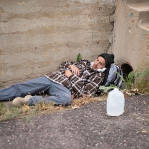 台風19号でホームレスたちは避難できず、人間であることを非難された