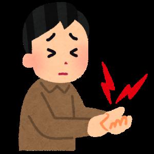 手首が痛い!手を付いた時にびりっと走る痛みの対処法:マッサージで皮膚の動きを改善しよう!