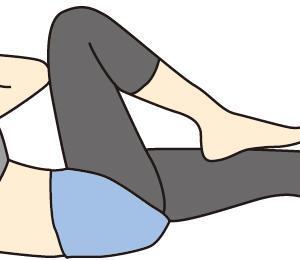 筋トレの解説!バイシクルクランチは普通の腹筋と何が違うのか!効果とやり方