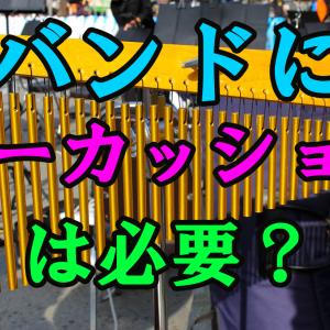 バンドにパーカッションは必要か?打楽器奏者が思うパーカッションの必要性