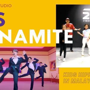 BTS (방탄소년단) 'Dynamite' 踊ってみた!!