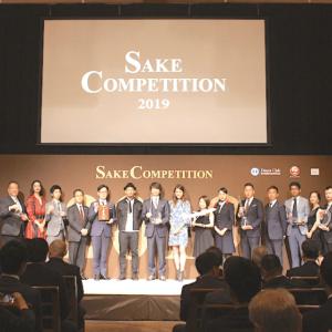 世界一 美味い日本酒はどれだ!SAKE COMPETITION 2019 結果発表!