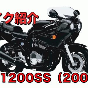 ざっくりバイク紹介#019 SUZUKI GS1200SS(2001-)