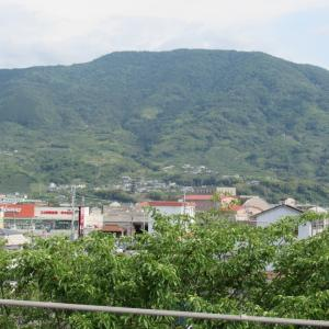253.紀州富士龍門山にキイシモツケを訪ねて