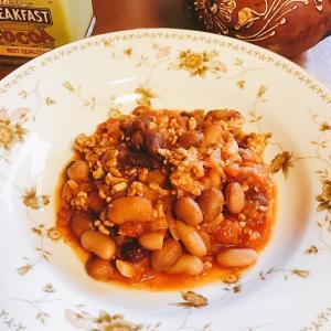 メキシコ料理チリコンカン(豆とひき肉の煮込み)の超簡単レシピ公開