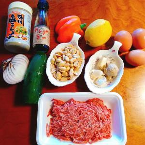 タイの定番料理 ガパオライス(ひき肉入りごはん)を作ったよ <レシピ大公開>