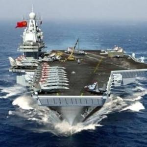 中国国産空母「山東」100人が新型肺炎で隔離か?