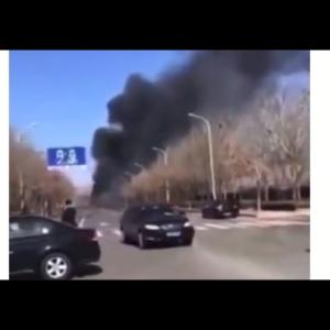 中国北京近郊  軍事クーデター 発生か? (中国政变发生?)