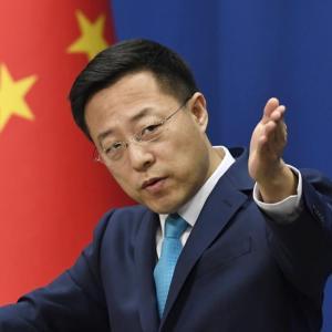趙立堅氏 Zhao Lijian  アメリカ大使館亡命か?