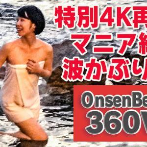 温泉マニアに大人気!大自然にどっぷり浸かる露天風呂!白浜「崎の湯」VR撮影日記