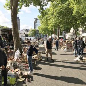 先日行ってきたアンティークマーケット@ブルターニュ France